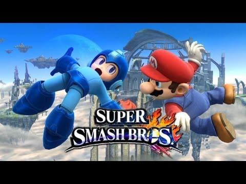 Super Smash Bros Wii U / 3DS 'E3 2013 Trailer' TRUE-HD QUALITY E3M13