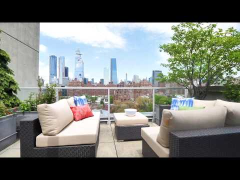 NYC Apartment Tour: $3.5M Luxury Penthouse—A Terrace Lover's Dream In Chelsea, New York—444 W 19th