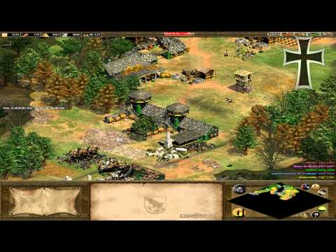 Age of Empires II: The Conquerors - Atila el Huno Misión 1: