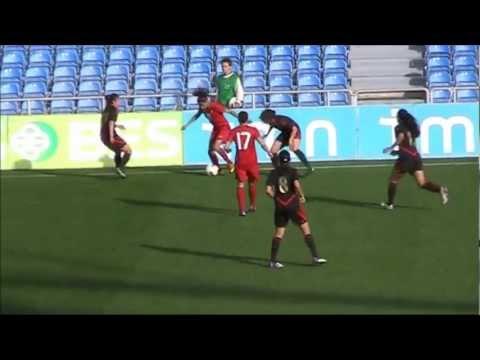 60 segundos de Jéssica Silva - Portal do Futebol Feminino em Portugal