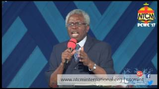How to fulfill the Great Commission  -  PCWC 2017: POPOOLA M.R.