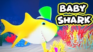 Baby Shark | Kids Songs and Nursery Rhymes | THE BEST Song for Children