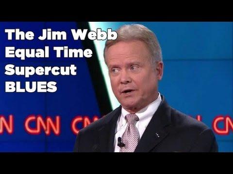 Jim Webb Equal Time Supercut Blues