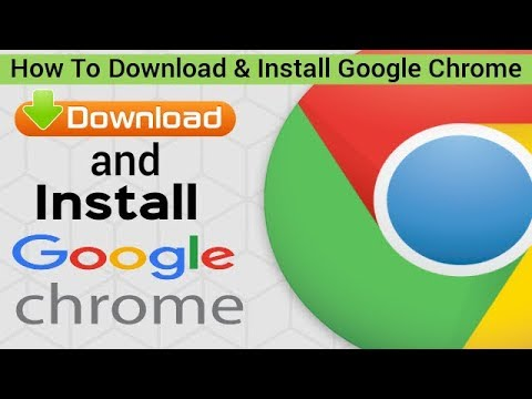 How To Download And Install Google Chrome On Windows 7 | Pc Me Chrome Download & Install Kaise Kare