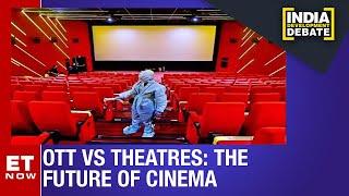 #TheatresReopen Spl: Will movie goers return to cinema halls? | India Development Debate