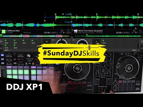 Pioneer DDJ XP1 & DDJ RB - Tone Play/Hip Hop/Commercial Performance Mix