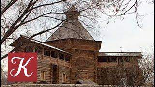 Смотреть видео Пешком... Москва деревянная. Выпуск от 24.04.18 онлайн