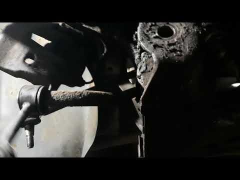 Как снять двигатель на фольксваген т4 видео
