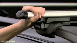 Thule 757 Roof Racks, Roof Boxes, Cycle Carriers for Cars, Vans, SUV, 4x4