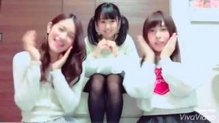 そうだばみゅばみゅ〜!!!! SKE48 小石公美子ちゃん SKE48 惣田紗莉...