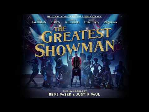 A Million Dreams from The Greatest Showman Soundtrack