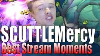 SCUTTLEMERCY - Redmercy Best Stream Moments #27