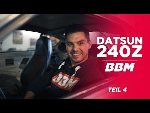 Es geht weiter! |Datsun Projekt Teil 4 by BBM