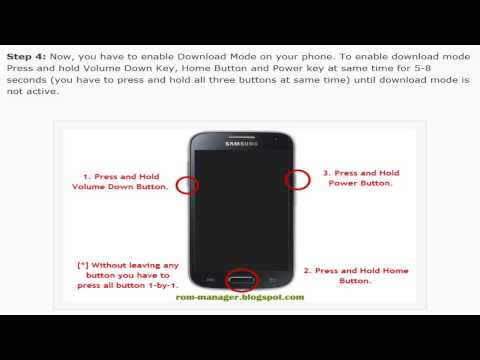 How to root Samsung Galaxy Express 2 SM-G3815