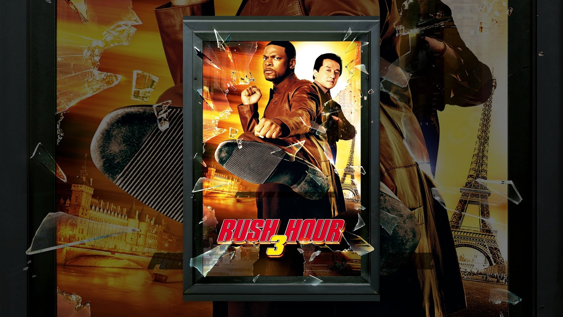 RUSH HOUR 3 - Comic Book and Movie Reviews