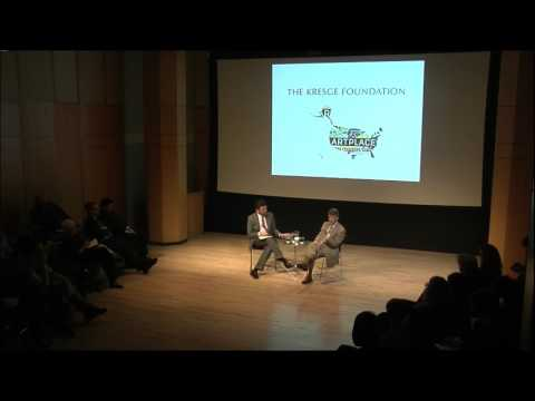 Creative Placemaking: A Conversation with Rip Rapson+Jamie Bennett, May 8th 2014