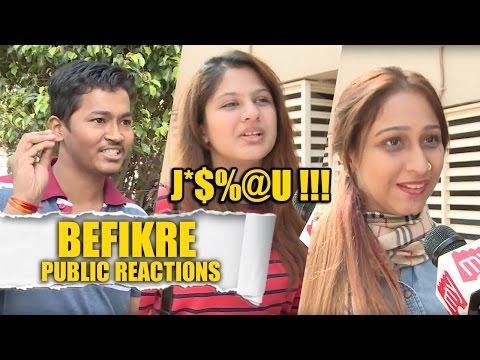 Public reactions to Vaani Kapoor - Ranveer...