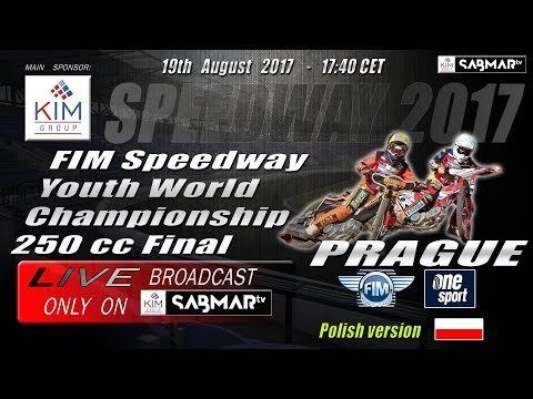 FIM Speedway  Youth World  Championship  250 cc Final - Polish version