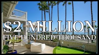 "Video Carlsbad BEACHFRONT HOME with PUTTING GREEN and a DESIGNERS TOUCH! ""Attain the unattainable"" download MP3, 3GP, MP4, WEBM, AVI, FLV Maret 2018"