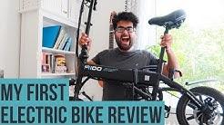My NEW super compact ELECTRIC BIKE: Detailed Review|| FIIDO D1 E-bike