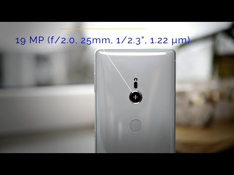 Sony Xperia XZ2 Camera Review - Great All-Around Performer