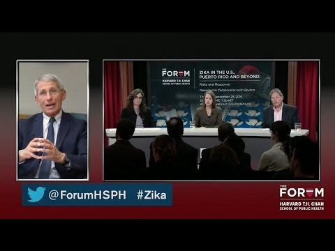 Zika in the U.S., Puerto Rico and Beyond: Risks and Response