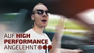 Sascha ist auf High Performance angelehnt | YouTuner | inscopelifestyle