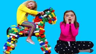 LEGO PONY  Melissa broke the Game   A stricat Jocul !!!