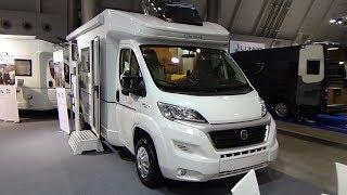 2018 Sunliving S 65 SL - Fiat - Exterior and Interior - Caravan Show CMT Stuttgart 2018