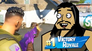 FORTNITE CHAPTER 2 VICTORY!! | Roach Plays Fortnite (The Squad Slurpy Swamp)
