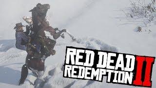 NAJSMOTANIJI KAUBOJ NA SVIJETU!!! RED DEAD REDEMPTION 2 (epizoda 2.)
