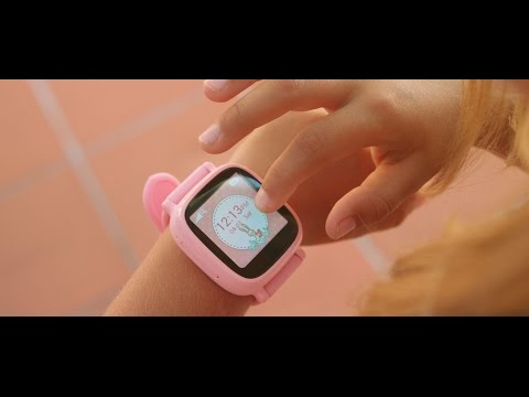 WatchPhone - Hybrid Smartphone and Wristwatch for Kids. Your kids first GPS watch phone!