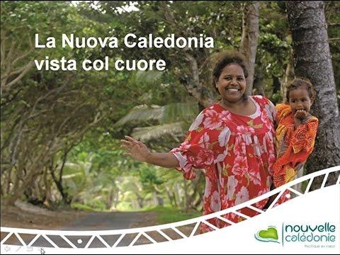 Nuova Caledonia. Un tuffo per innamorarsi  - Webinar del 18 novembre 2015