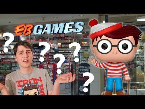Funko Pop Hunting  Wheres Waldo?