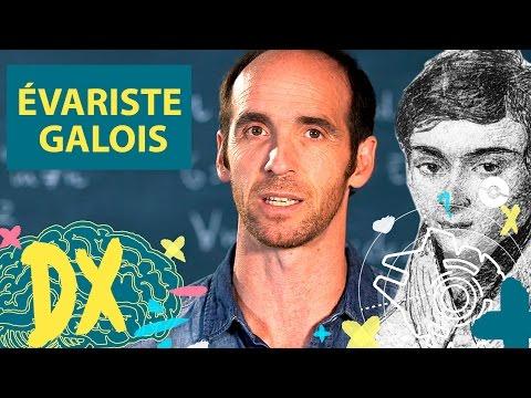 El increíble caso de Évariste Galois