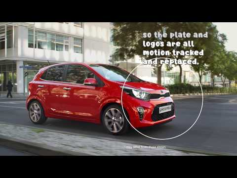 Kia Picanto New Zealand Commercial