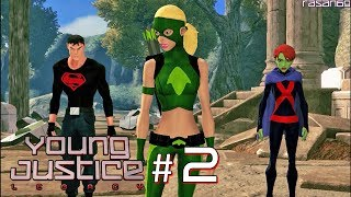 Young Justice Legacy [PC] walkthrough part 2