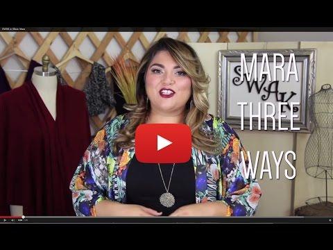 How To Wear Plus Size Bodycon Three Ways