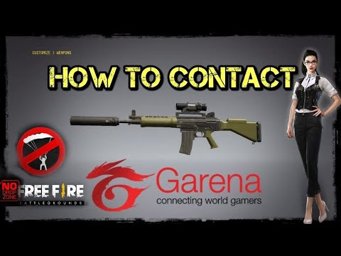 HOW TO CONTACT GARENA-FREEFIRE BATTLEGROUNDS|| SHARE PROBLEMS, BUGS,  QUESTIONS AND REPORT ANY HACKER