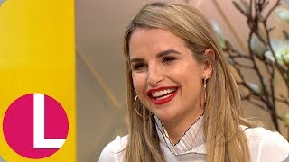 Vogue Williams Reveals She Is Expecting Her First Child With Spencer Matthews | Lorraine