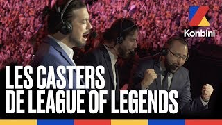 Profession : commentateur d'esport | Finale des Worlds de League of Legends 2019 | Konbini
