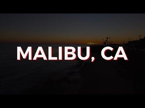 Visit to Malibu