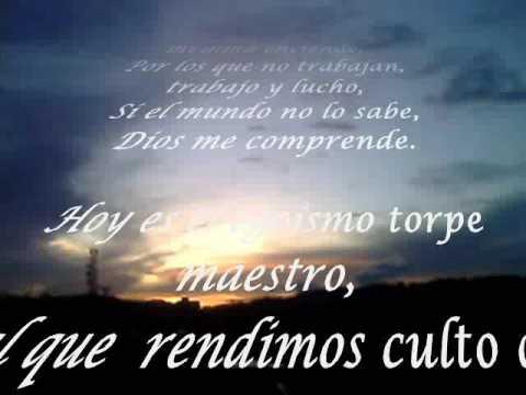 Poema El Loco Marcos Vidal