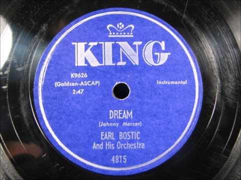DREAM by Earl Bostic