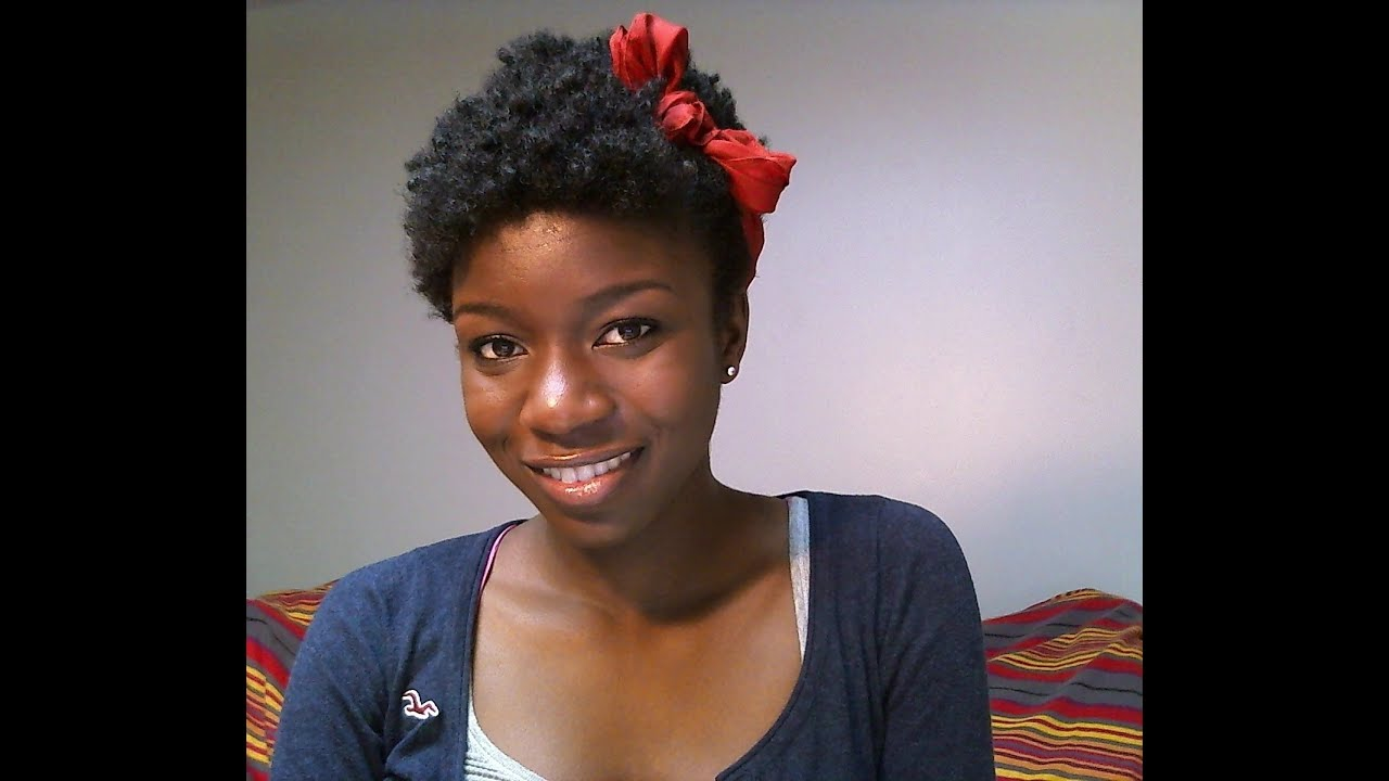 Simple hairstyles for your twa using just a headband youtube pmusecretfo Image collections