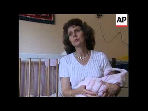 SOUTH AFRICA: JOHANNESBURG: UNWANTED BABIES