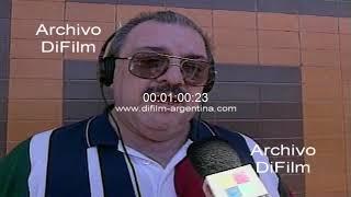 Angel Luque sobre denuncia del enfermero Diaz - Caso Maria Soledad 1997