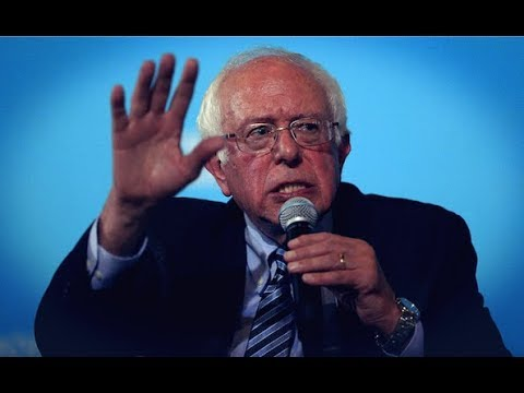 Bernie Sanders Lays Out a Progressive Vision for Foreign Policy