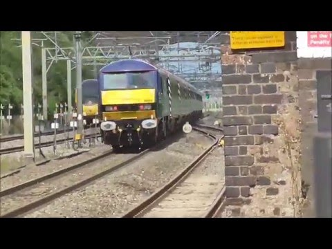 The Class 90 In Action