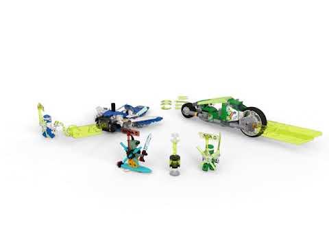 Download LEGO Ninjago - 71709